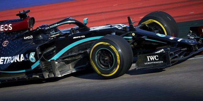 Was Mercedes 2020 so stark gemacht hat: - Der W11 in der Technik-Analyse