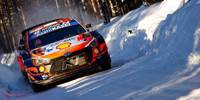 Arctic-Rallye: Rovanperä übernimmt WM-Führung -  Ungefährdeter Sieg für Ott Tänak