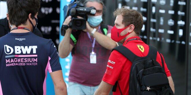 """Formel 1 live: Williams-Boss über Sebastian Vettel - """"Sebastian immer gut für Siege"""""""