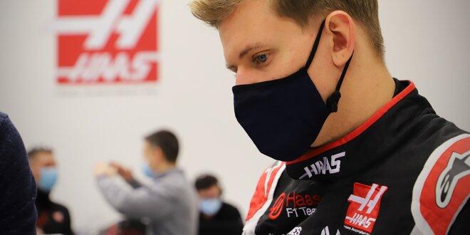 Haas schenkt Formel-1-Saison 2021 schon vor dem Start ab - Keine Upgrades, keine Token!