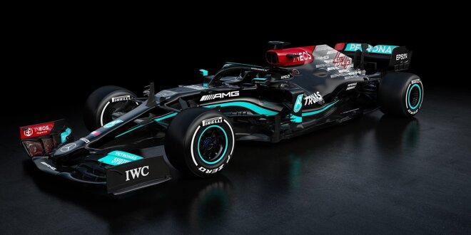 Neue Optik, bewährte Technik: Das ist der neue Mercedes - Die ersten Fotos vom W12!
