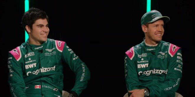 Formel-1-Liveticker: Aston Martin präsentiert den AMR21 - Vettel erstmals in neuen Farben!
