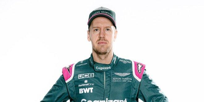 Sebastian Vettels Ziele für das erste Jahr im Team: - Aston Martin auf WM-Platz 3!