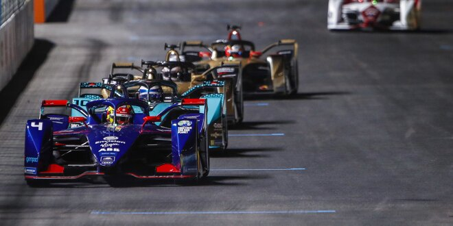 Formel-E-Fahrer klagen und potern -  Neue Reifenregel führt zu Lotterie