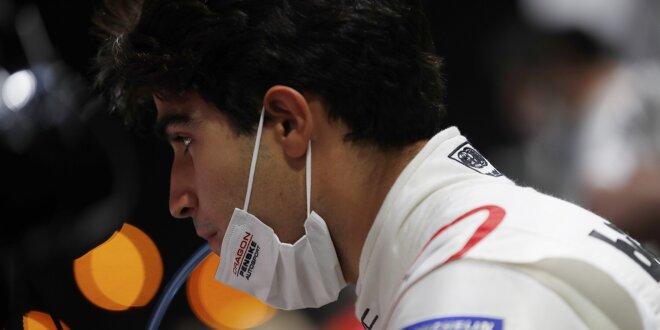 Erster Test vor dem Rennen in Rom - Camara kennt neues Auto nicht