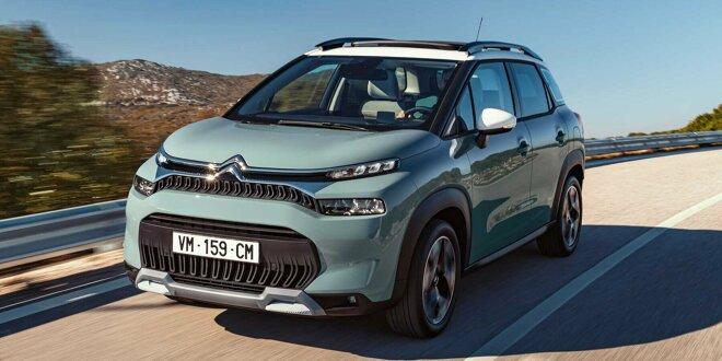 Citroen C3 Aircross (2021): Jetzt sind auch die Preise bekannt -  Facelift für das kleine SUV