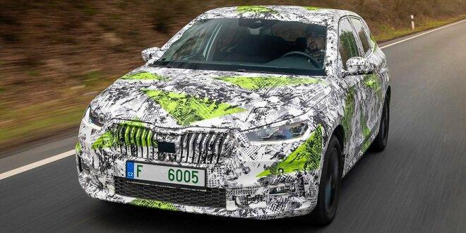Neuer Fabia, Facelift für Polo und Ibiza, weitere 911-Varianten - VW-Konzern: Die Neuheiten 2021