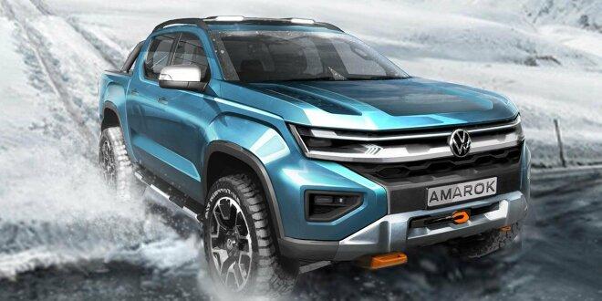 Volkswagen sagt, wann T7 Multivan und neuer Amarok debütieren