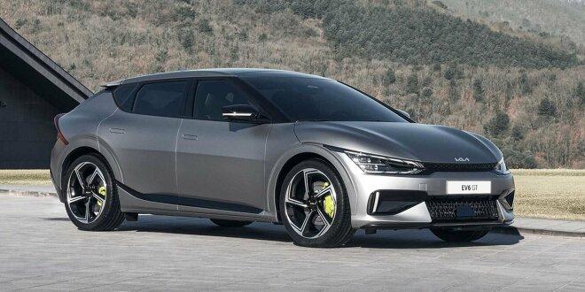 Technische Daten zum Schwestermodell des Hyundai Ioniq 5 -  Topversion GT mit 584 PS