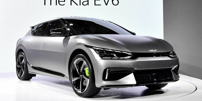 Außerdem gibt es nun erste Preise - Kia EV6 GT sieht scharf aus