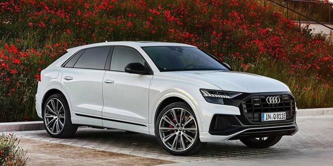 Anzeige: Audi Q8 Geschäftskunden-Leasing inkl. BAFA-Prämie - Monster-SUV für 399 Euro netto