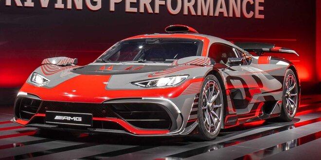 V8 als Mega-Hybrid, EQ-AMG-Modelle und C 63 mit Vierzylinder?! -  So elektrisch wird Mercedes-AMG