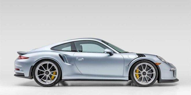 Jerry Seinfelds Porsche 911 GT3 RS steht zum Verkauf - Wo in aller Welt ist der Heckflügel?