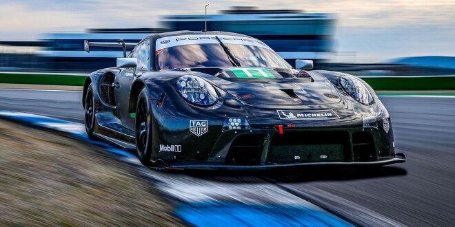 Porsche benennt dritte Le-Mans-Fahrer -  Einsatz auch in Portimao