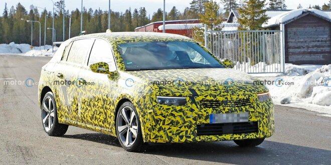 Der brandneue Opel Astra L (2021)  - Er posiert schon wieder als Erlkönig