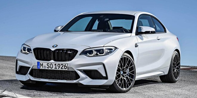 ANZEIGE:  Leasing-Angebot für Privat- und Geschäftskunden -  BMW M2 Competition für 531 Euro