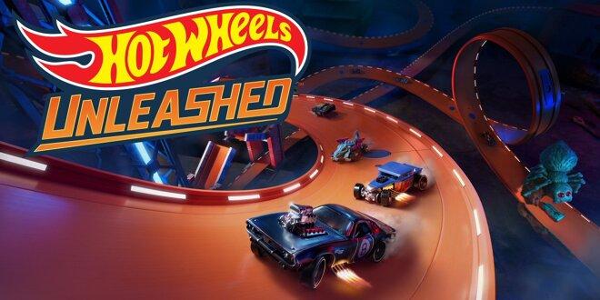 Hot Wheels Unleashed -  Vorhang auf für den ersten Gameplaytrailer