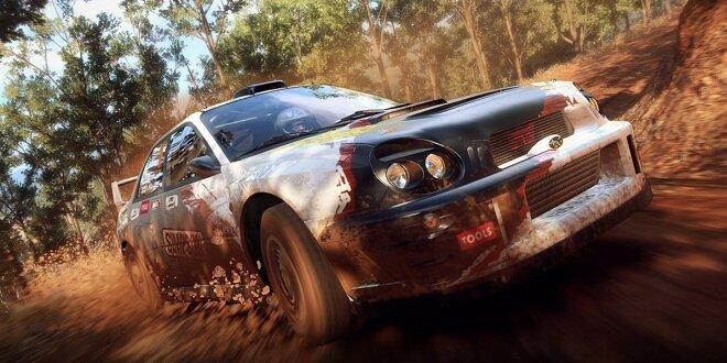 DiRT Rally 2.0 -  Finales Update auf Version 1.18 liegt vor