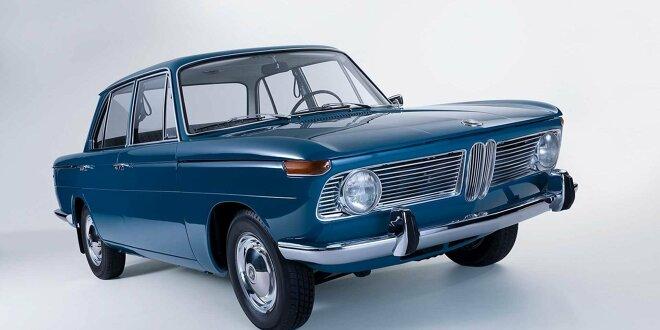 60 Jahre BMW 1500 (Neue Klasse) -  Comeback einer großer Marke