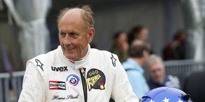 """Hans-Joachim """"Strietzel"""" Stuck -  Renncomeback mit 70 in der GT2!"""