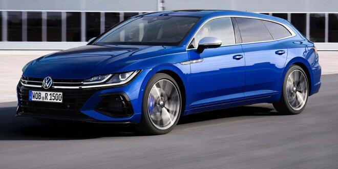 ANZEIGE: Leasing Angebot für Gewerbekunden - VW Arteon R für 279 Euro netto