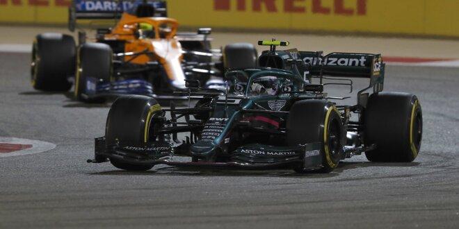 """F1-Liveticker: Vettel dankbar für längere Pause nach Bahrain - """"Eine zusätzliche Möglichkeit"""""""