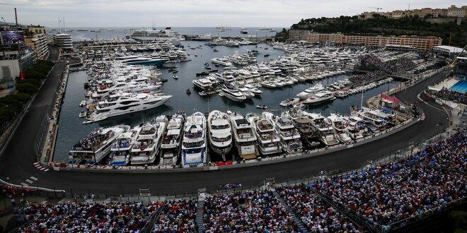 Formel E fährt in Monaco den kompletten Formel-1-Kurs - Gen2-Boliden machen es möglich