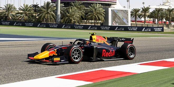 Formel-2-Titel kein Garant für Formel-1-Cockpit - Marko macht RB-Junior Druck