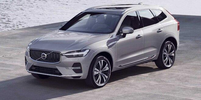 Anzeige: Schweden-SUV mit günstiger Rate für Gewerbekunden -  Volvo XC60 für nur 230 Euro netto