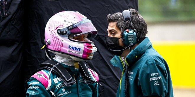 """Trotz null Punkten in Imola: Keine Kritik an Sebastian Vettel - """"Es wird besser und besser"""""""