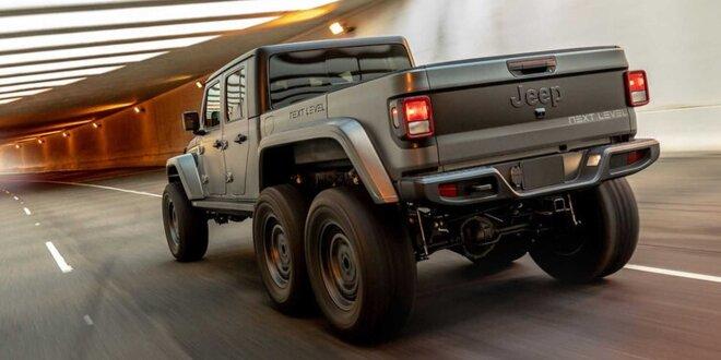 Die treibende Kraft sind die Köpfe hinter dem Rezvani Tank - Bald offiziell beim Jeep-Händler