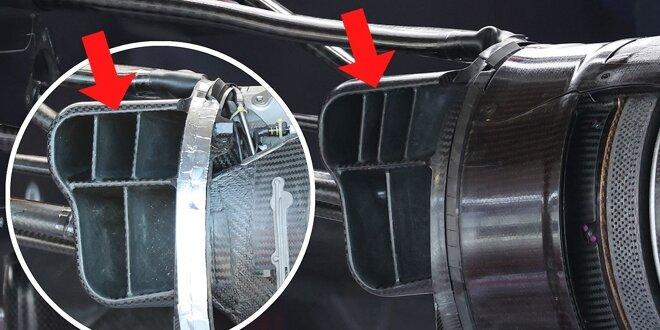Was neu ist am RB16B von Verstappen & Perez in Portimao - Im Detail: Die Red-Bull-Updates!