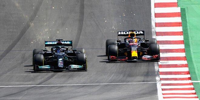 """Darum patzte Lewis Hamilton beim Re-Start - """"Ich dachte nur: 'Ich Idiot!'"""""""