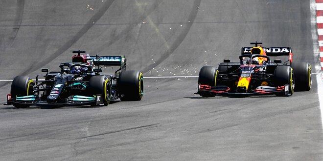 Verstappen: Motor leistungstechnisch aus Augenhöhe, aber ... -  Was Mercedes Honda voraus hat