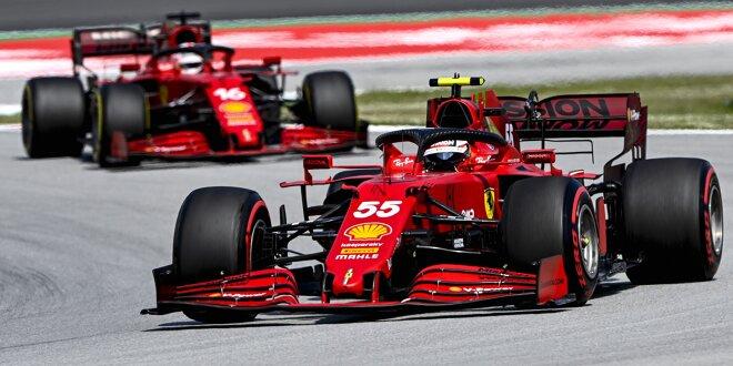 """Ferrari-Umstellung auf das Formel-1-Projekt 2022: -  """"Haben das bereits vollzogen!"""""""