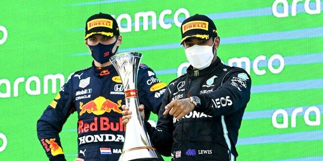 Das sagen Fahrer & Teamchefs über die entscheidenden Szenen - Q&A zu Hamiltons Taktik-Triumph