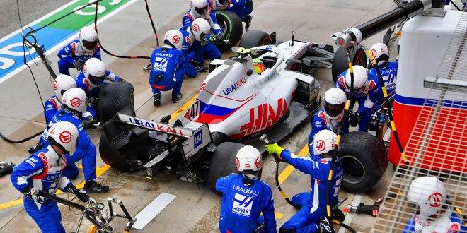 Was die TV-Bilder bei Schumacher nicht gezeigt haben: - Die Panne beim Boxenstopp!