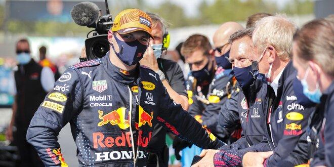 Max Verstappen fühlt sich allein gelassen - Kritik an Teamkollege Perez