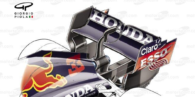 Formel-1-Technik: Der Heckflügel unter der Lupe - Flatter-Phänomen der Flexiwings