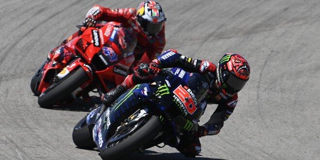 Alex Hofmann analysiert die Kräfteverhältnisse in der MotoGP - Fabio Quartararo der große Favorit