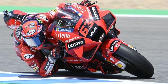 Ducati-Fahrer für Le Mans zuversichtlich -  Aber Holeshot diesmal kein Vorteil