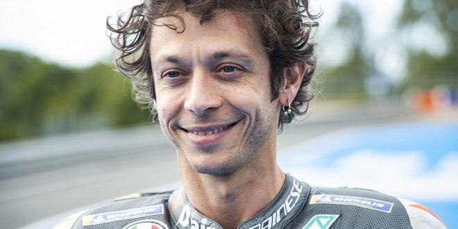 """Valentino Rossi freut positive Worte von Schwantz und Fogarty - """"Muss mich bei Kevin bedanken"""""""