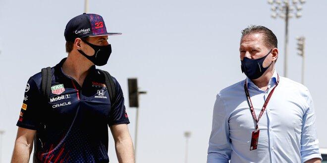 Jos Verstappen: Sohn Max macht Red Bull besser als er ist - RB16B eigentlich nicht so gut?