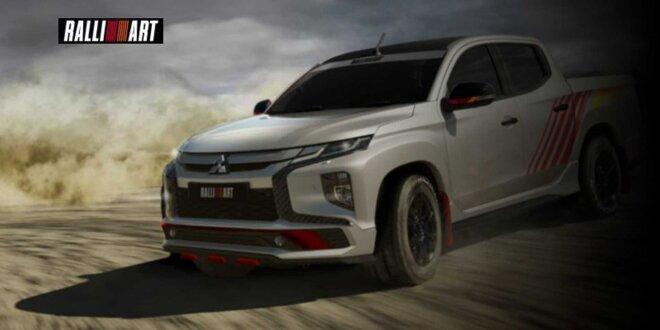 Mitsubishi belebt die Marke Ralliart in Japan wieder - Comeback nach langer Pause