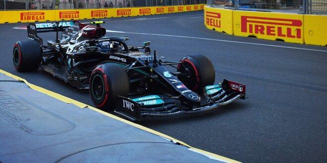 Mercedes analysiert Unterschied zu Lewis Hamilton -  Darum war Bottas so langsam