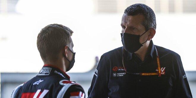 """Günther Steiner über das Masepin-Manöver gegen Schumacher - """"Auch Mick nicht ohne Emotionen"""""""