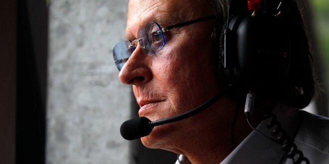 Erinnerungen an den McLaren-Teilhaber -  Die unbekannte treibende Kraft