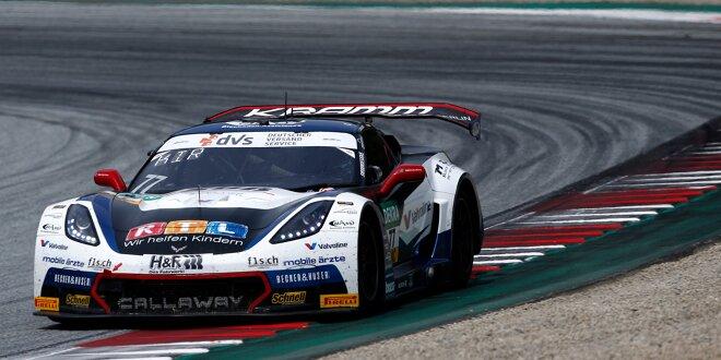 ADAC GT Masters mit Knüller-Rennen am Sonntag: - Corvette-Sieg nach viermal SC