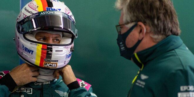 Aston-Martin-Teamchef Otmar Szafnauer definiert klares Ziel - Formel-1-Weltmeister bis 2025!