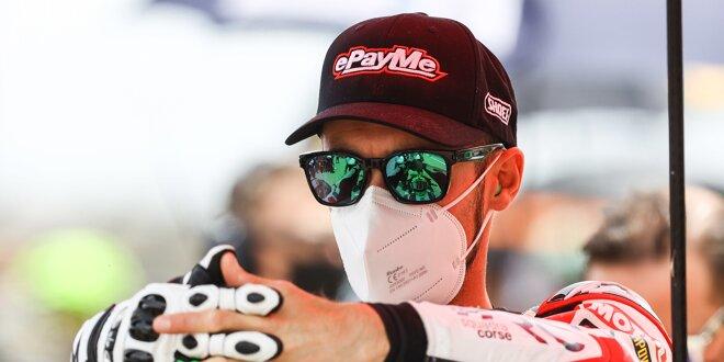 """Eugene Laverty fährt nach 200-km/h-Sturz in die Punkte - """"Ich bin ein Racer"""""""
